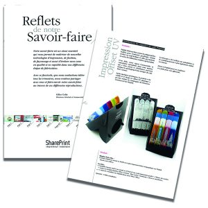 Catalogue Shareprint