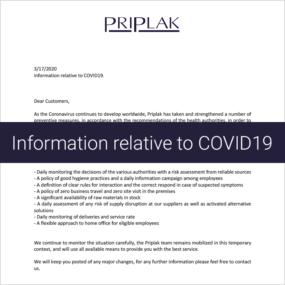 Priplak information COVID19 - ensq